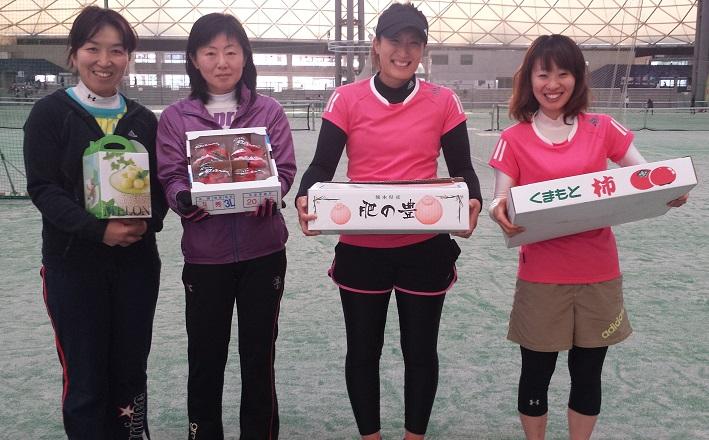 女子オープン 表彰 (2)