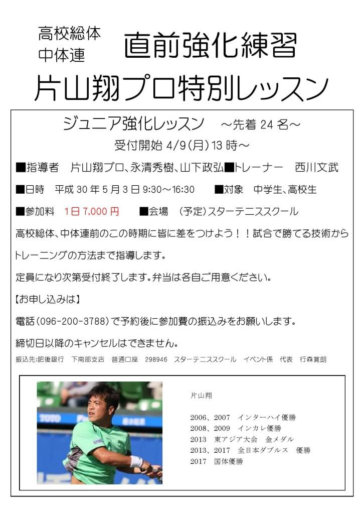 片山プロレッスン2018春 中高生0001